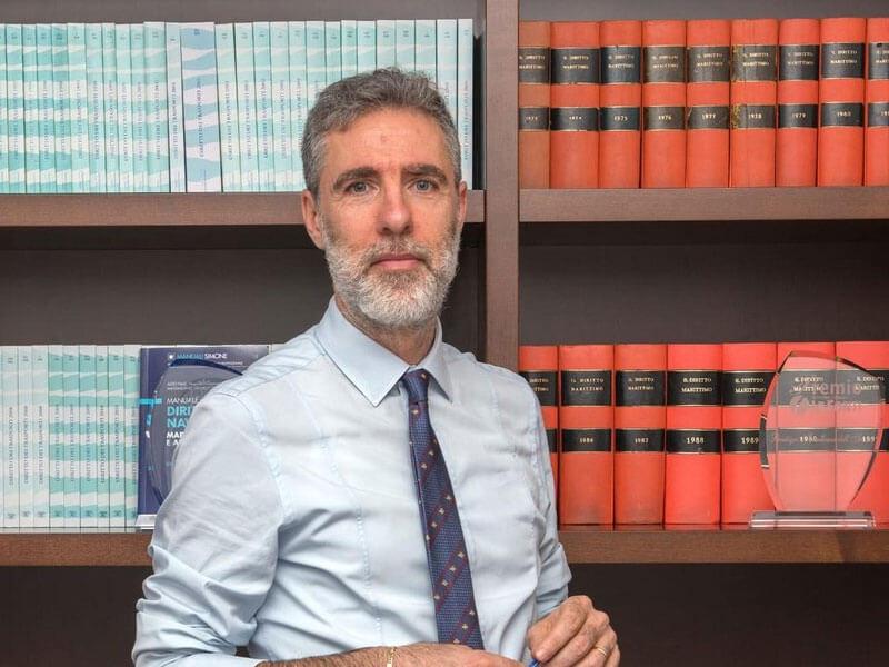 Massimiliano Grimaldi, Founding Partner Grimaldi Studio Legale
