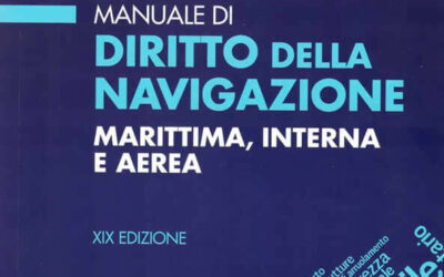 Manual of maritime, inland and air navigation law